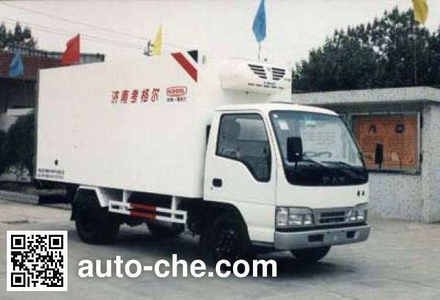 国道牌JG5044XLC冷藏车