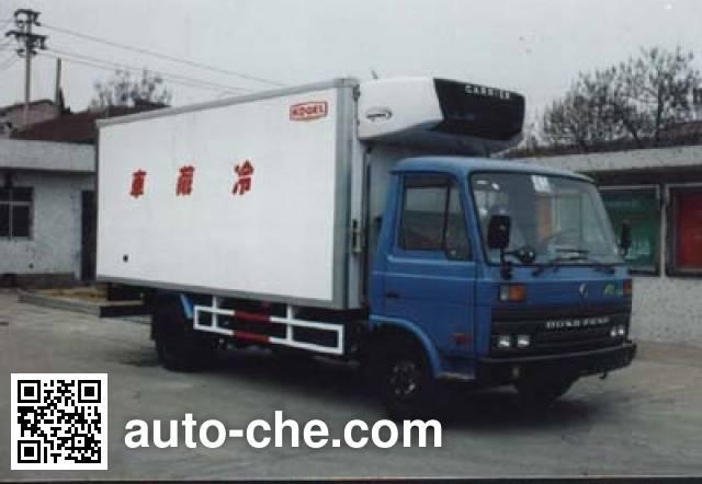 国道牌JG5062XLC冷藏车