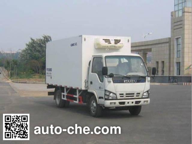国道牌JG5070XLC4冷藏车