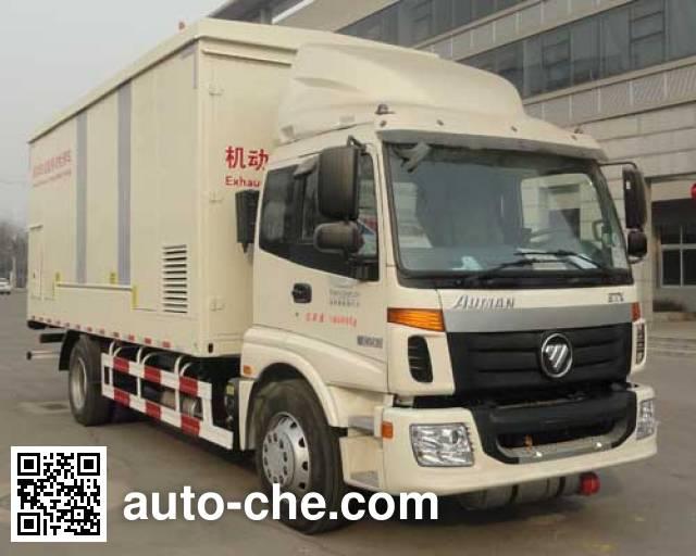 Guodao JG5160XJCJD01 inspection vehicle