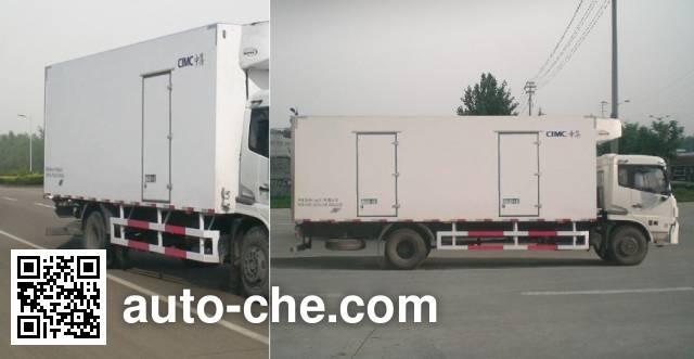 国道牌JG5160XLC4冷藏车
