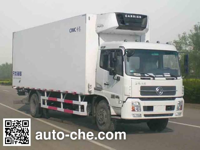 Guodao JG5160XLC4 refrigerated truck