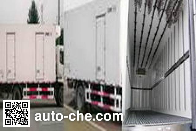 国道牌JG5163XLC4冷藏车
