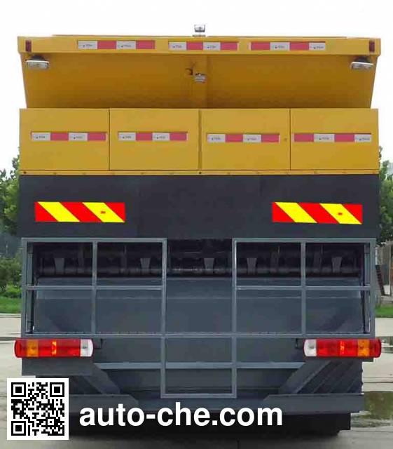Guodao JG5250TFCSD synchronous chip sealer truck