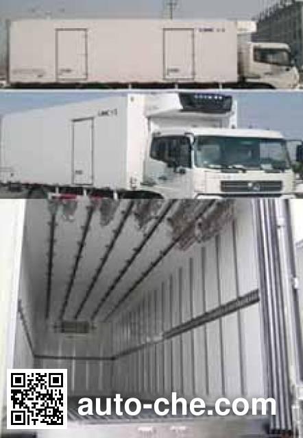 Guodao JG5251XLC4 refrigerated truck