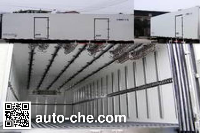 Guodao JG5316XLC4 refrigerated truck