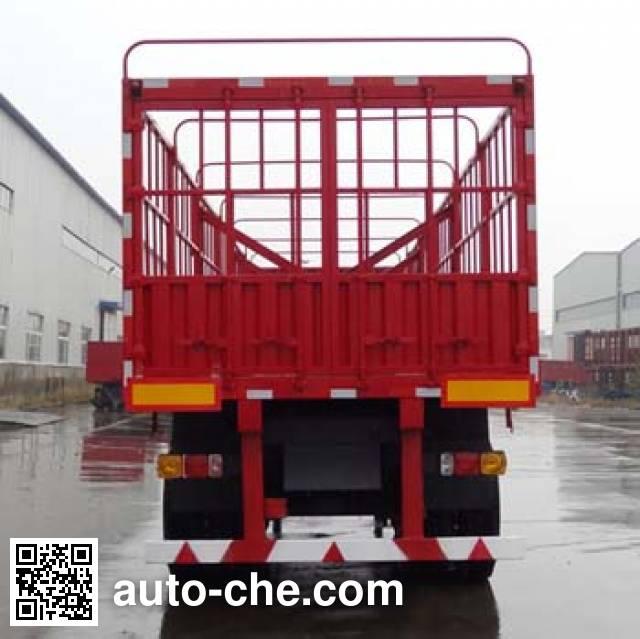 Jinggong JGQ9400CCY63 stake trailer