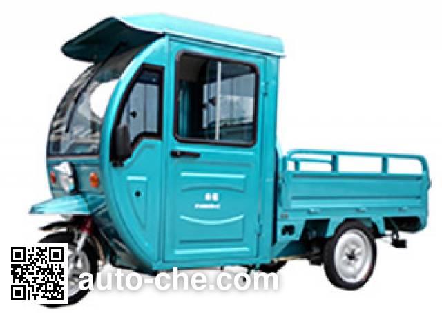 Jinhong JH4500DZH-4C electric cargo moto cab three-wheeler