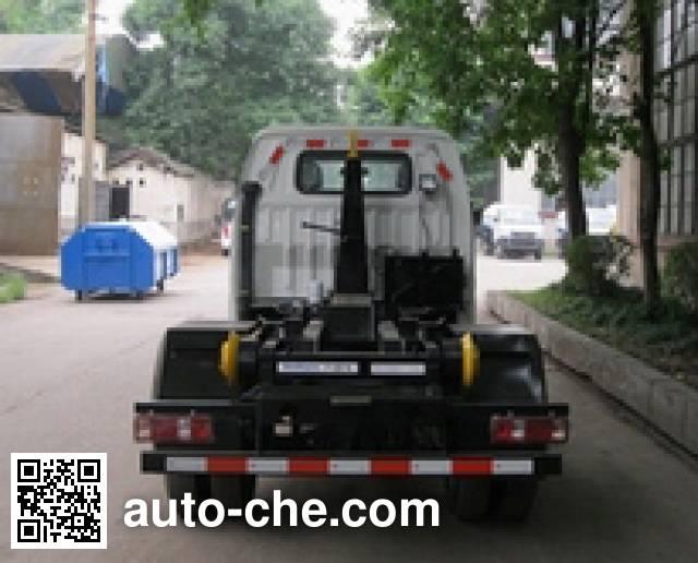 山花牌JHA5034ZXX车厢可卸式垃圾车