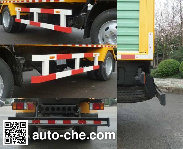 Shanhua JHA5101GXW sewage suction truck