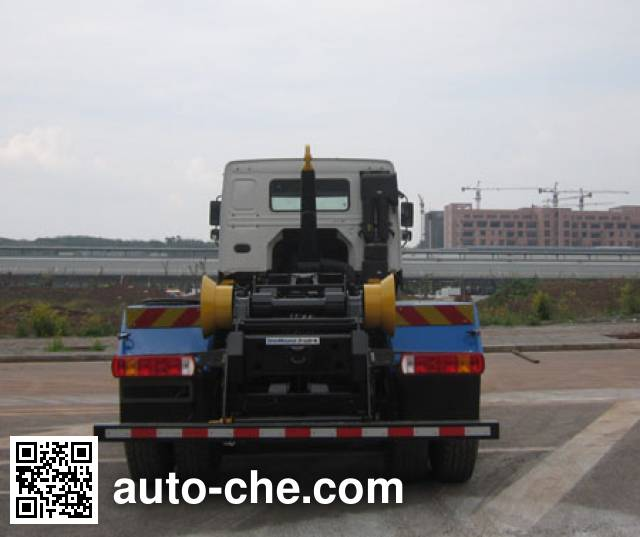 Shanhua JHA5259ZXX detachable body garbage truck