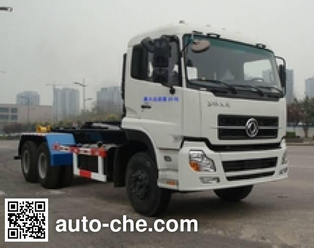 Shanhua JHA5259ZXXB detachable body garbage truck