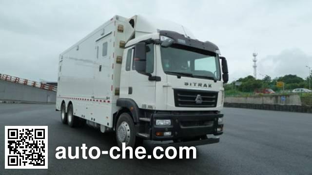 Shanhua JHA5260XYL medical vehicle