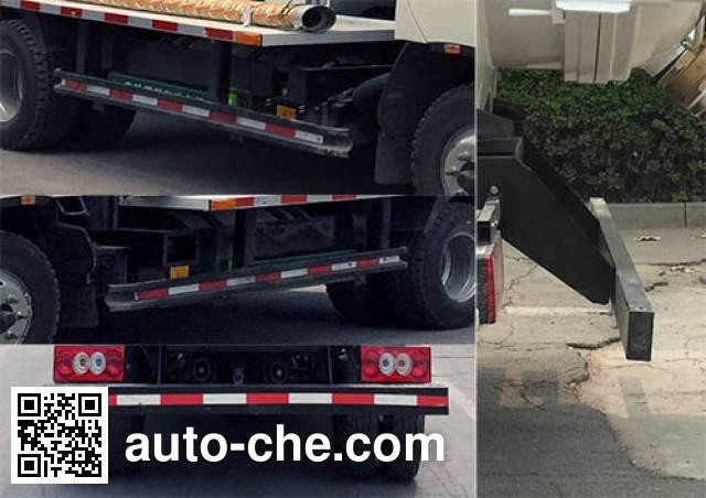 Yuanyi JHL5081GXWE sewage suction truck