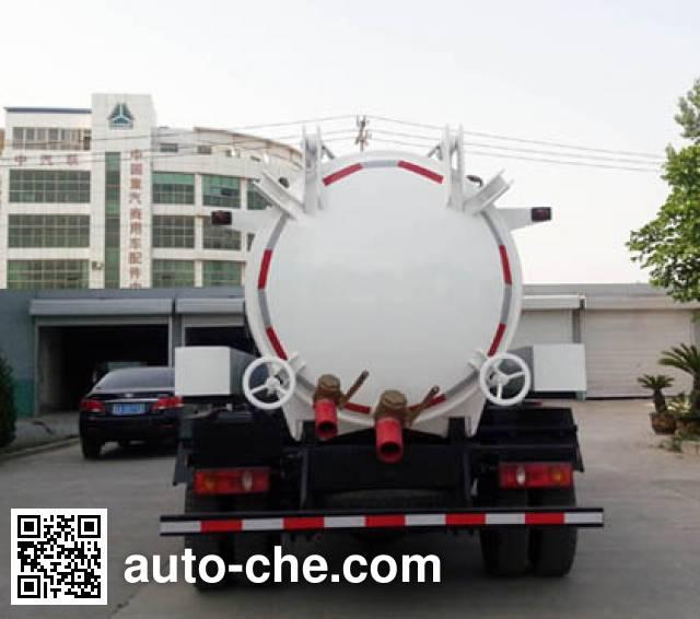Yuanyi JHL5102GXW sewage suction truck