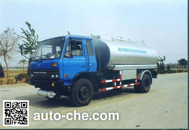 Hale JHL5110GYS liquid food transport tank truck