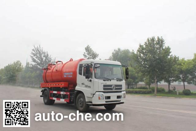Yuanyi JHL5160GXWE sewage suction truck