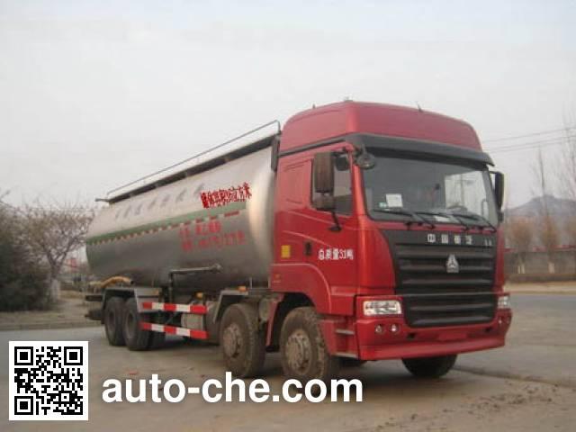 Yuanyi JHL5312GFL bulk powder tank truck