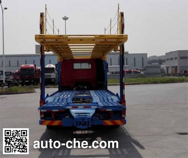 Haipeng JHP5181TCL car transport truck