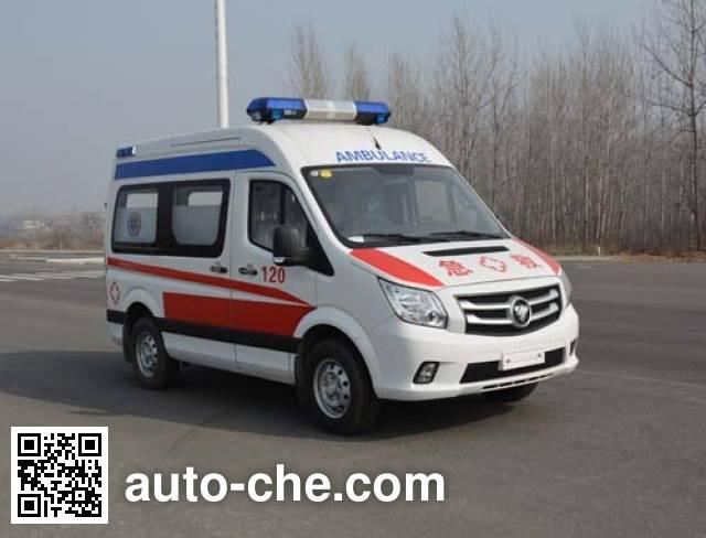 Duoshixing JHW5030XJH ambulance