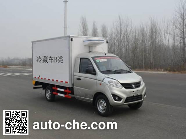 Duoshixing JHW5030XLCB5 refrigerated truck