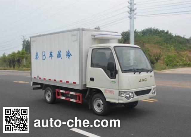 多士星牌JHW5030XLCH5冷藏车