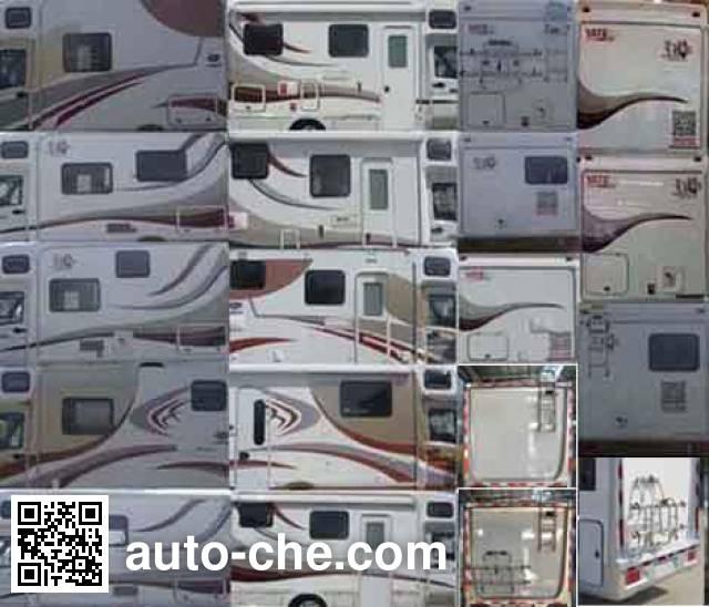 Duoshixing JHW5041XLJ5 motorhome