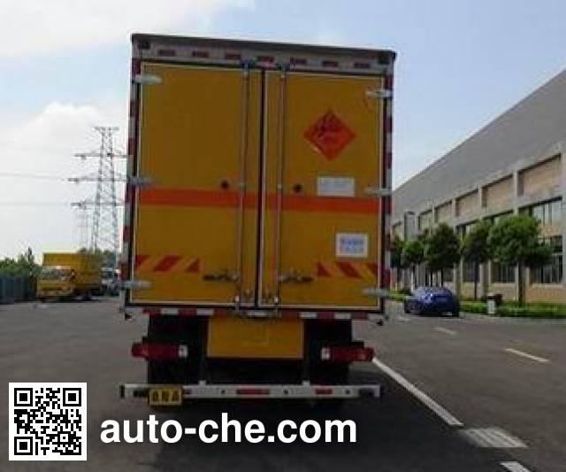 Duoshixing JHW5160XQYAC explosives transport truck