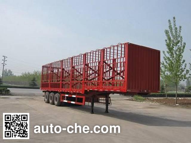 Qiao JHZ9403CXY animal transport trailer