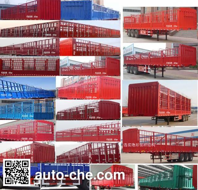 Yucheng JJN9401CCYZX stake trailer