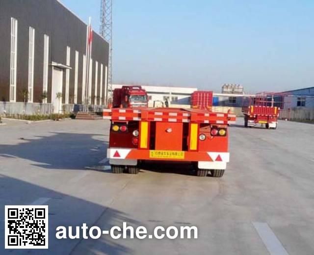 Yucheng JJN9401TJZ container transport trailer