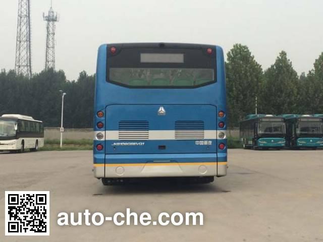 黄河牌JK6106GBEVQ1纯电动城市客车