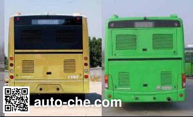 Huanghe JK6109GHEVD4 hybrid city bus