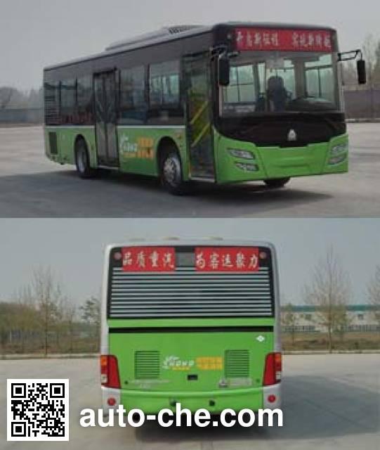 Huanghe JK6109GHEVN53 plug-in hybrid city bus