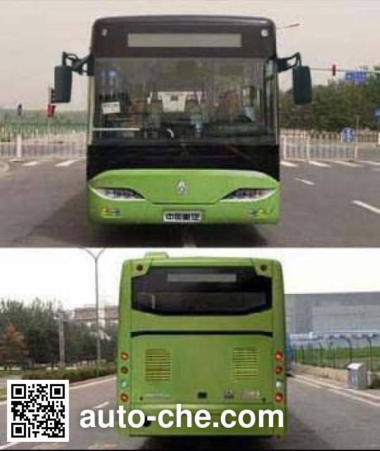 Huanghe JK6109GN5 city bus