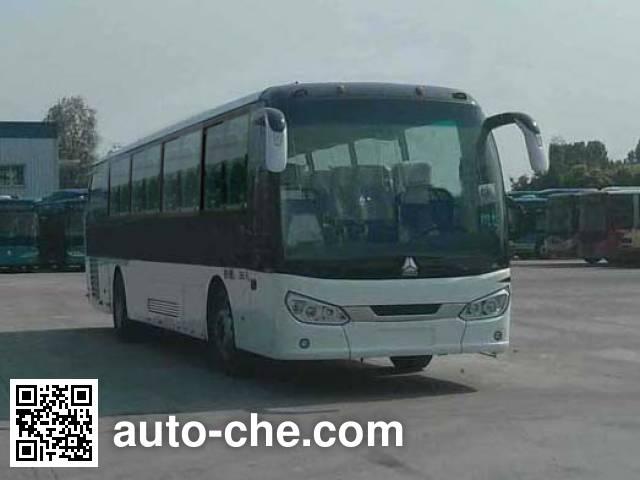 黄河牌JK6116GBEV2纯电动城市客车
