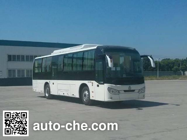 Huanghe JK6116GBEV2 electric city bus