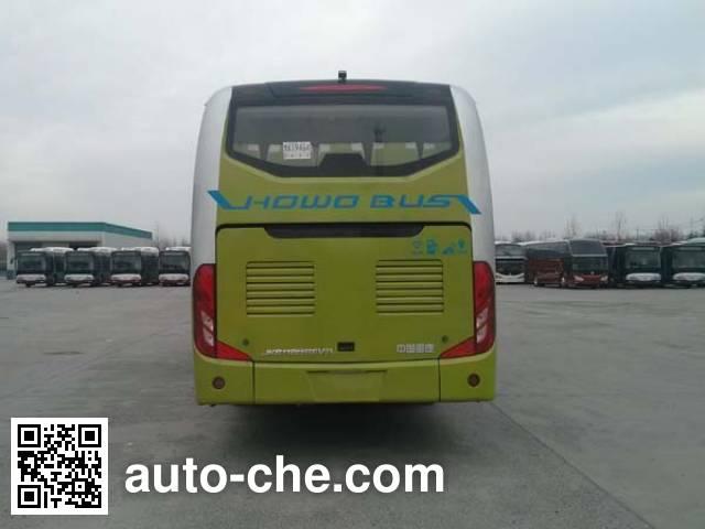 黄河牌JK6116HBEV2纯电动客车