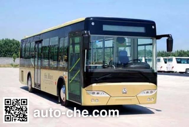 黄河牌JK6126GBEV纯电动城市客车