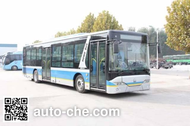 Huanghe JK6129GHEVN5 hybrid city bus