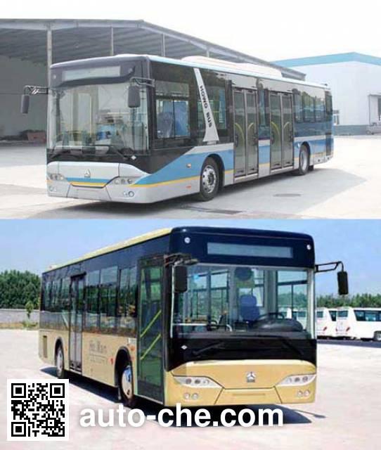 Huanghe JK6129GHEVN52 plug-in hybrid city bus