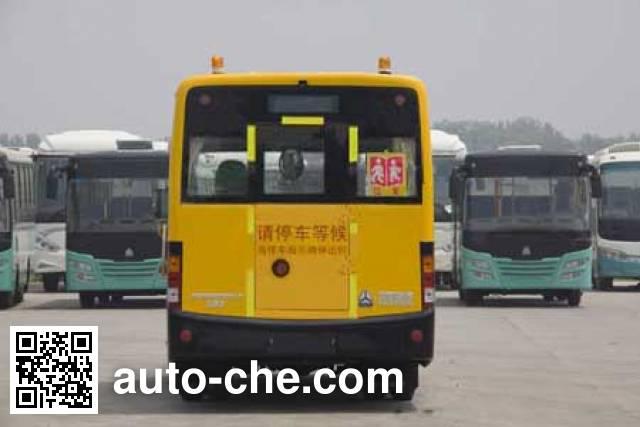 Huanghe JK6560DXAQ2 preschool school bus