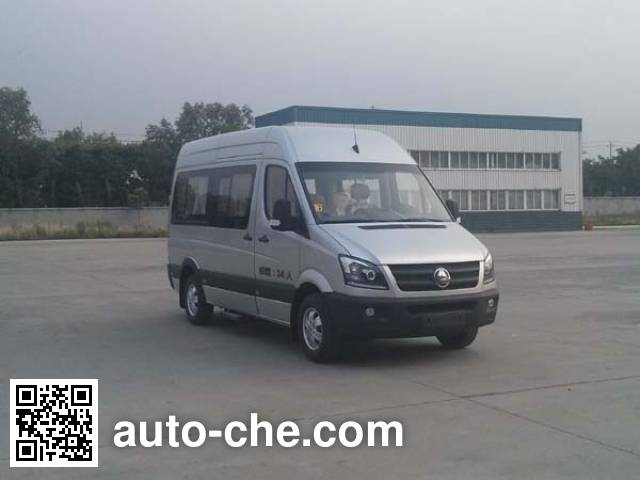 Huanghe JK6610HBEVQ electric bus