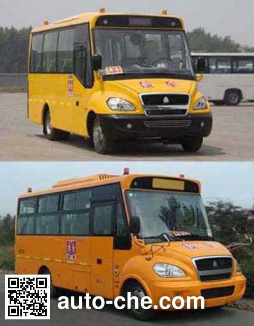 Huanghe JK6660DXA2 primary school bus