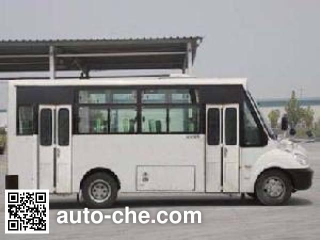 Huanghe JK6660GBEV2 electric city bus
