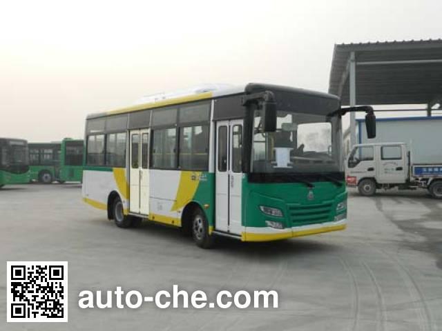 黄河牌JK6729DGB城市客车