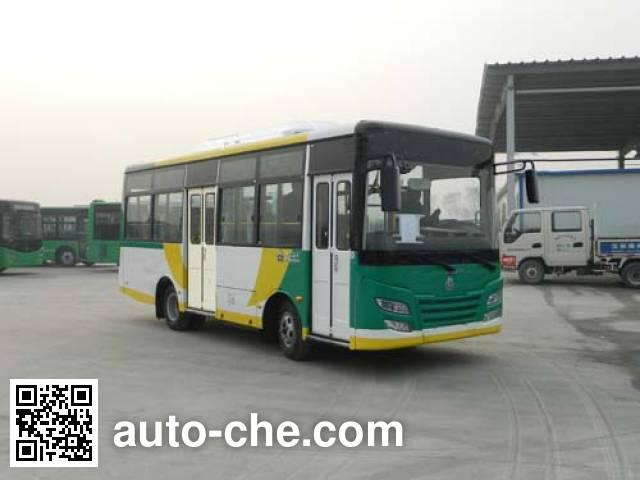 黄河牌JK6729DGN城市客车