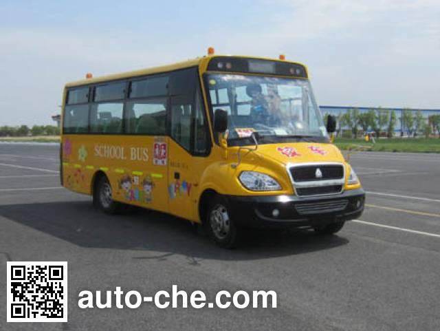 Huanghe JK6760DXA primary school bus