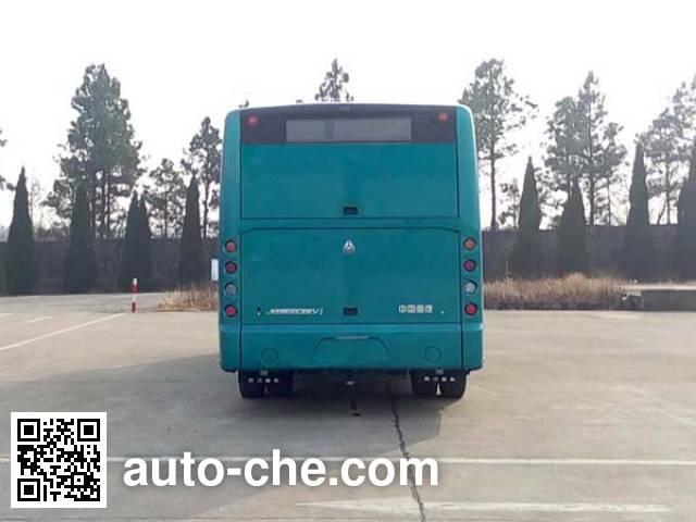 黄河牌JK6806GBEV1纯电动城市客车