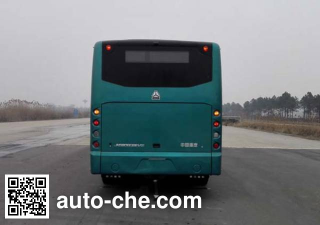Huanghe JK6806GBEVQ1 electric city bus